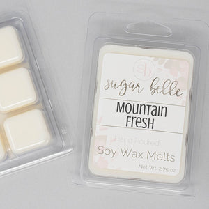 fresh scented wax melts