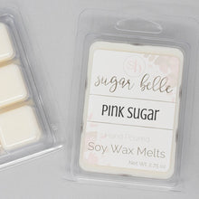 pink sugar wax melts