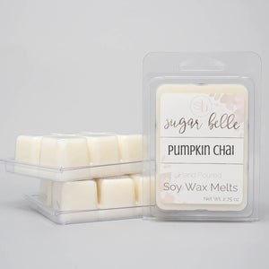 pumpkin scented wax melts
