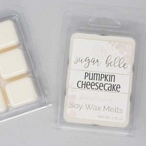 pumpkin cheesecake wax melts