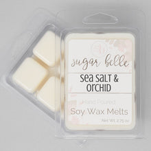 spa scented wax melts