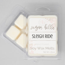Sleigh Ride Holiday Wax Melts