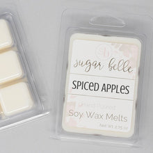 apple spice scented wax melts