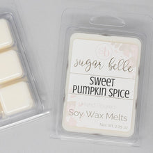 sweet pumpkin spice wax melts