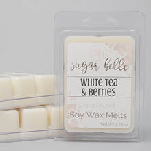 Tea scented wax melts