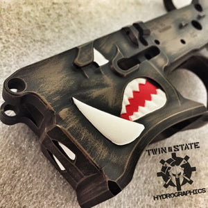 sharpsbros warthog lower cerakote battleworn AR-15 build guns rifle firearms