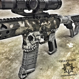 sharpsbros jack lower cerakote battleworn camo AR-15 build guns firearms