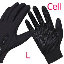 Windproof Tactical Gloves Screen Conductive Men or Women Military Style