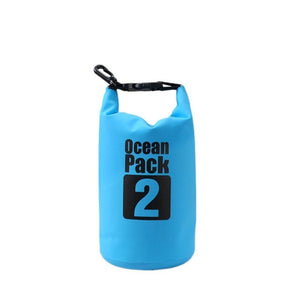 2L Waterproof Bag for Hiking or Camping