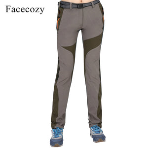 Women's Hiking Pants - Waterproof and Quick Dry