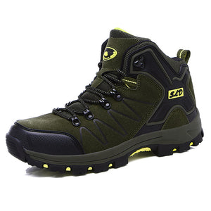 Women's Waterproof Breathable Hiking Boots