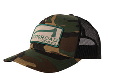 Snap-Back Mesh Trucker