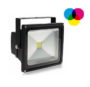 30W Floodlight / Up-lighter Red, Green & Blue
