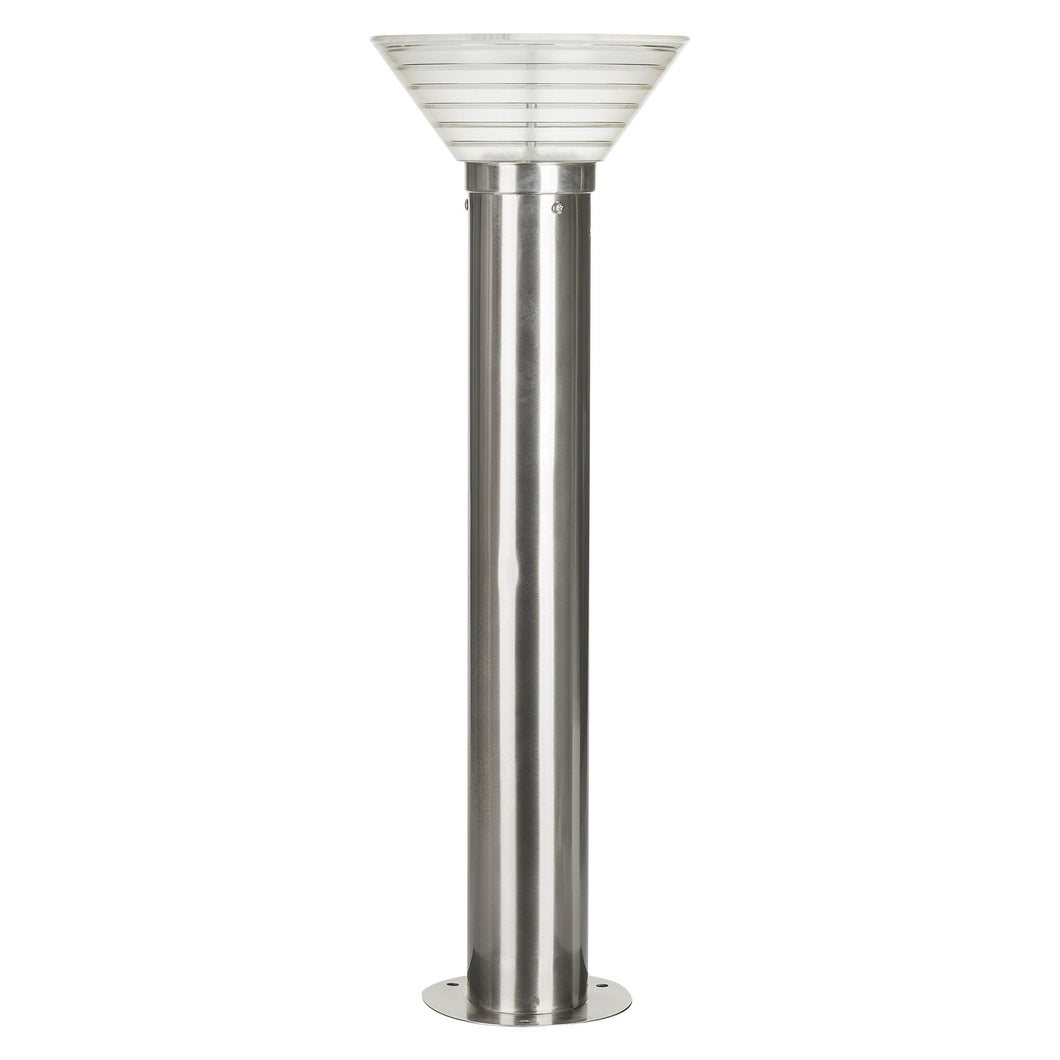 Commercial Bollard Light - Stainless Steel