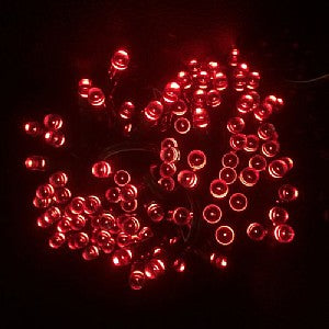 Bud Lighting Kit - Red - 17m