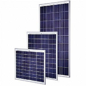 Solar Panel to Suit Commercial Lights 100W