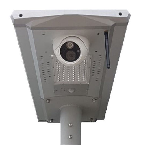 (All-In-One) 30W Street Light with IP Camera