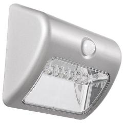 Flush Mounted Wall Light with Motion Sensor