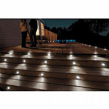 Solar Powered Deck / In-Ground Lighting Kit