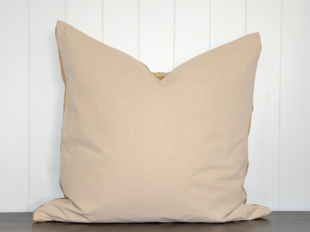 SUZZANI CUSHION / GOLD
