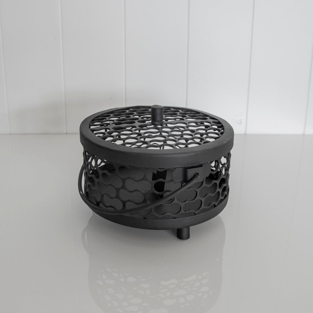 CITRONELLA COIL HOLDER
