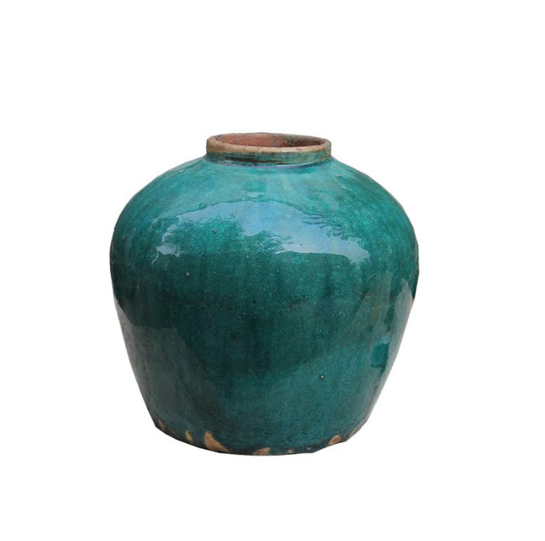 Chinese Antique Oriental Jar