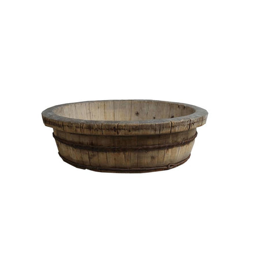 Antique Chinese Basin Perfect as a planter