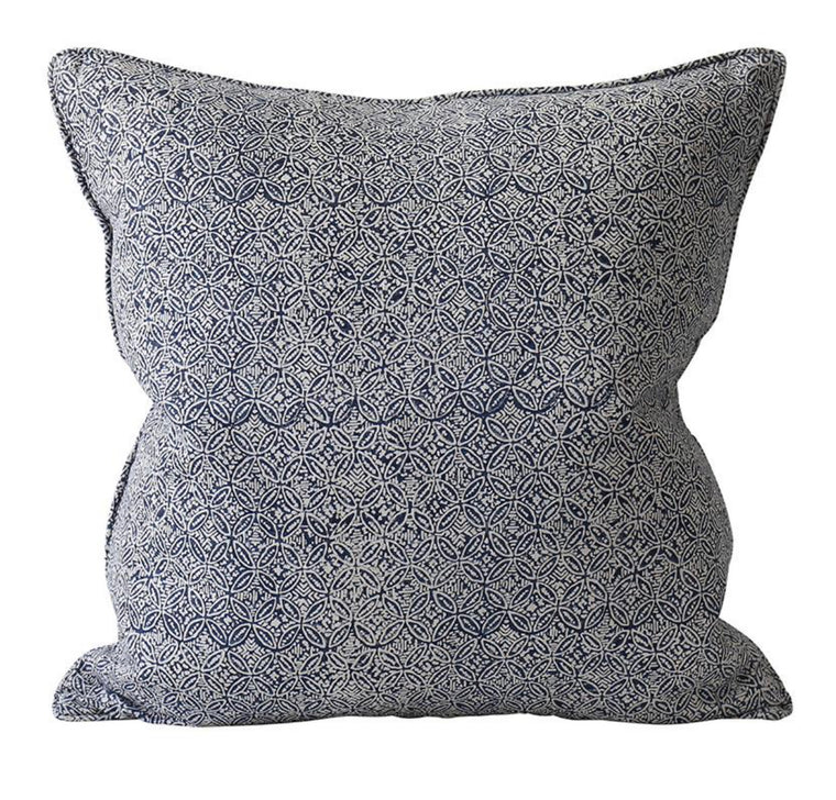 BHUKARA LINEN BLOCK PRINT CUSHION