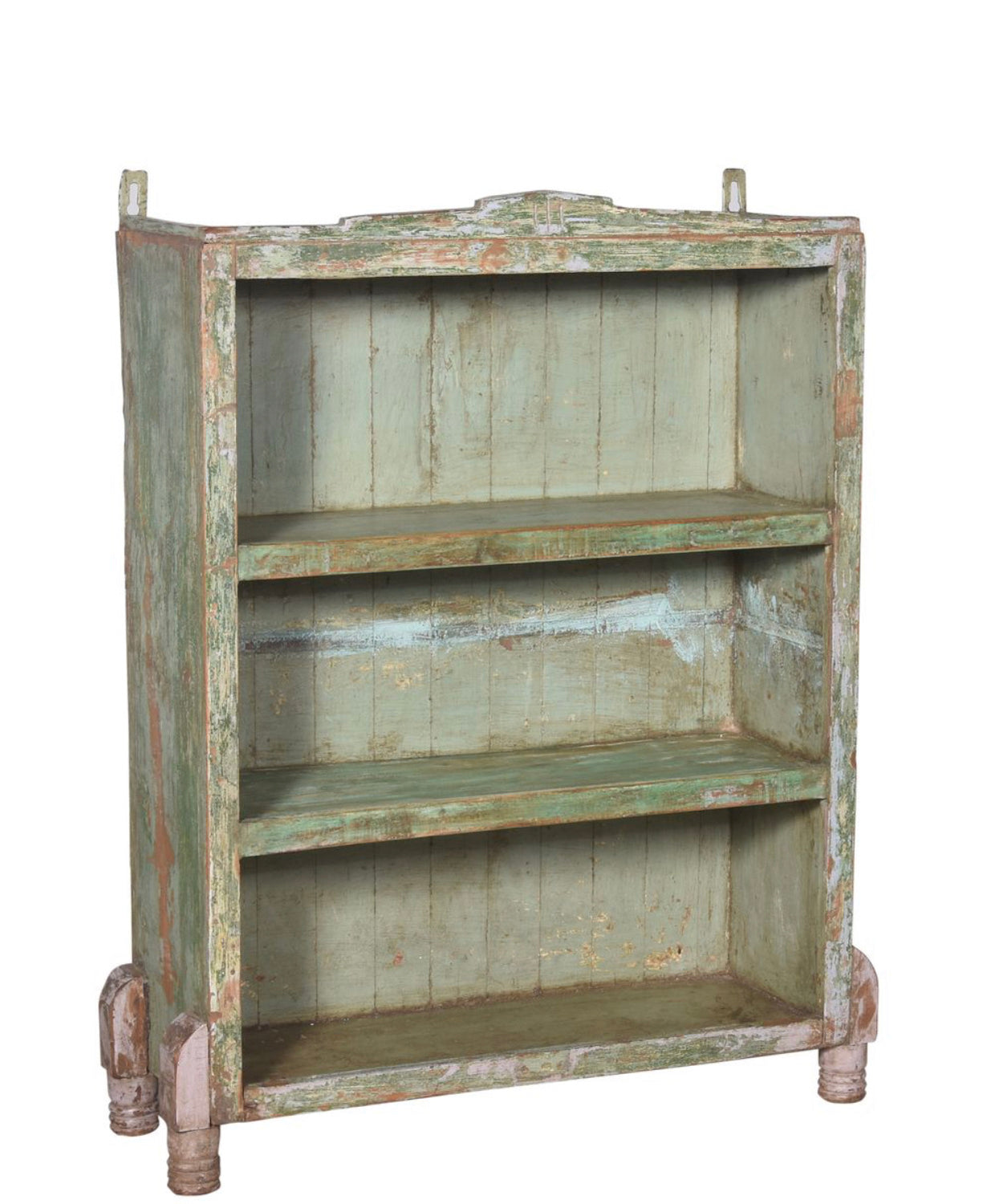 VINTAGE INDIAN DISPLAY RACK