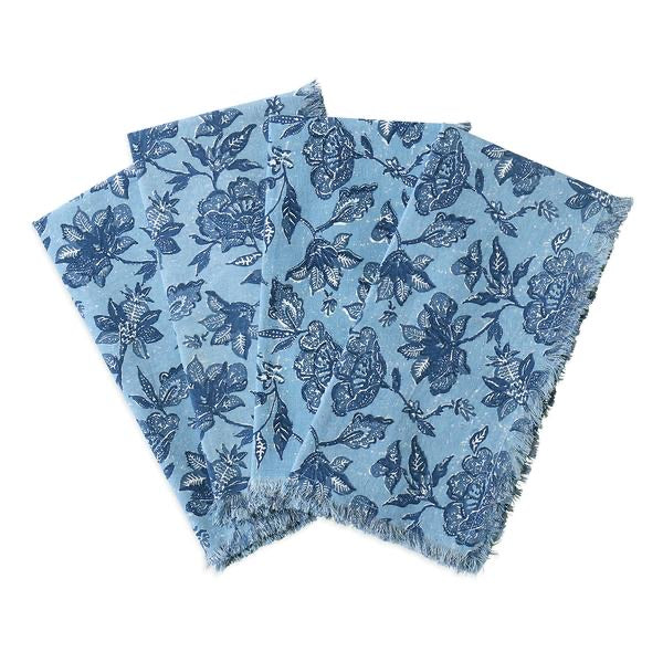 JAVA RIVIERA COTTON NAPKINS | SET OF 4