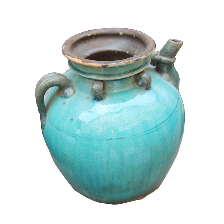 ANTIQUE CERAMIC JUG