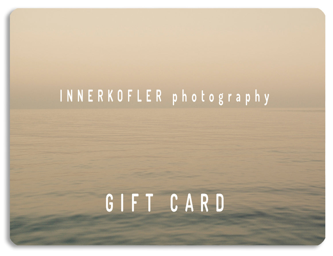GIFT CARD - PRINTS
