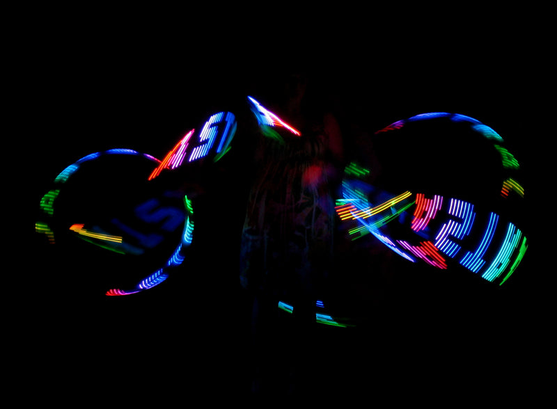 Stock Atomic V AF LED Hoop + Designer