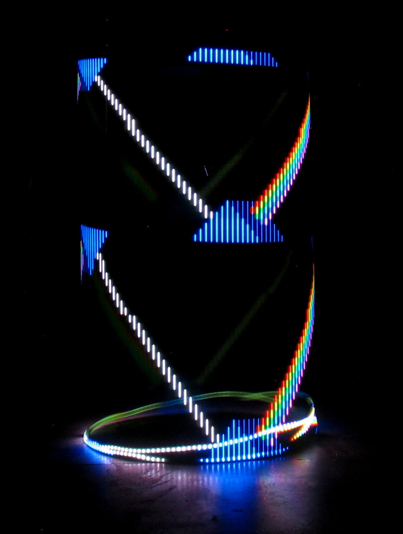 Custom Atomic V AF LED Hoop + Designer