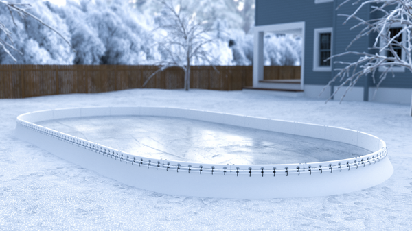 YardRink - A Better Backyard Hockey Rink