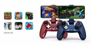 iOS Compatible - Apple M2 Wireless Bluetooth Gamepad