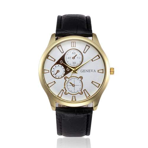 Canarama Luxury watch for Men- Great affordable gift - CanaRama