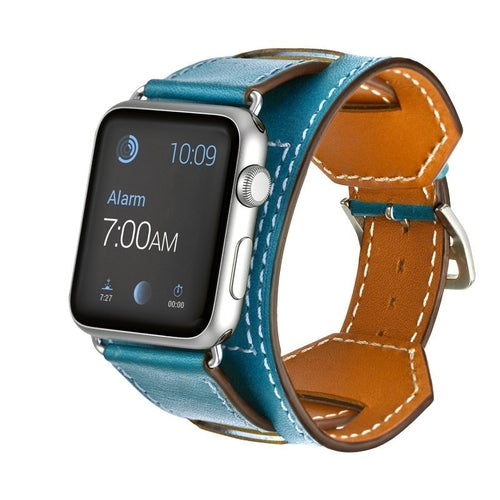 Sports Design Leather Band for Apple Watch - CanaRama