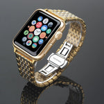 Canarama Stainless Steel Apple Watch Band - CanaRama