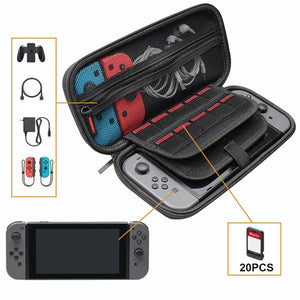 Durable Travel Case for Nintendo Switch console