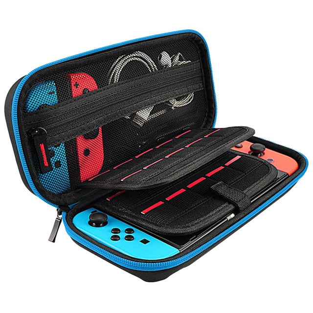 Premium Quality Travel case with strap for Nintendo Switch