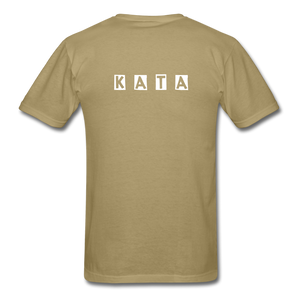 Kata Know All The Applications - T-Shirt - khaki