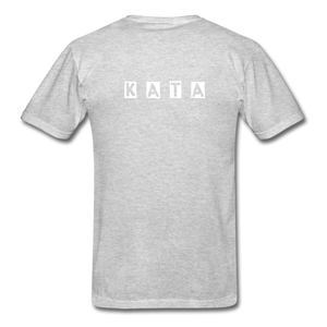 Kata Know All The Applications - T-Shirt - heather gray