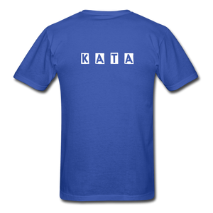 Kata Know All The Applications - T-Shirt - royal blue