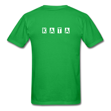 Kata Know All The Applications - T-Shirt - bright green
