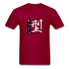 Kata Know All The Applications - T-Shirt - dark red
