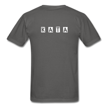 Kata Know All The Applications - T-Shirt - charcoal