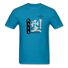 Kata Know All The Applications - T-Shirt - turquoise