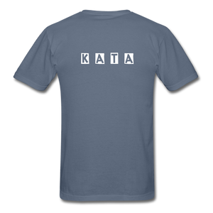 Kata Know All The Applications - T-Shirt - denim