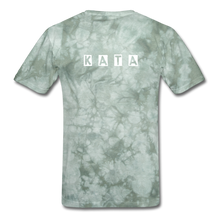 Kata Know All The Applications - T-Shirt - military green tie dye